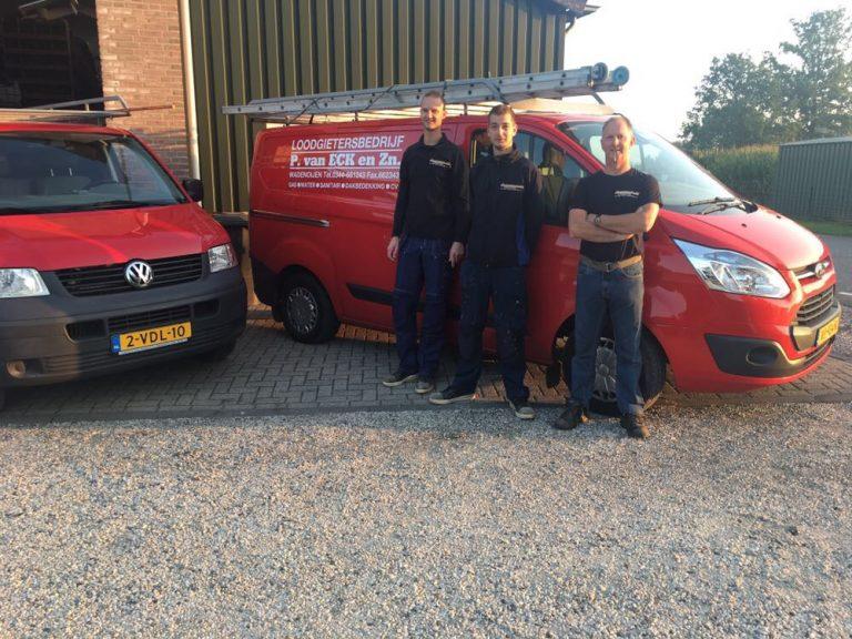 Loodgietersbedrijf P. van Eck & Zoon B.V. | Wadenoijen | Betuwe