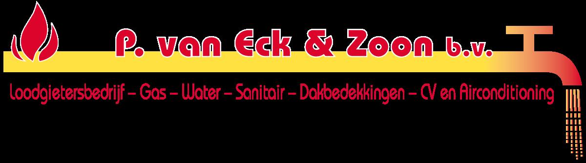 Loodgietersbedrijf P. van Eck en Zn B.V.